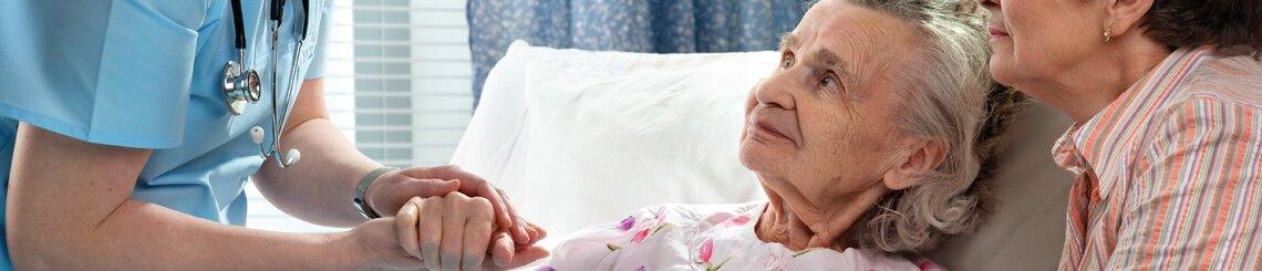 acute dementie bij ouderen