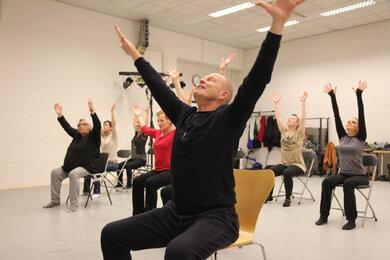 Dansen In De Zorg Spreek Mensen Aan Op Hun Mogelijkheden Nieuws
